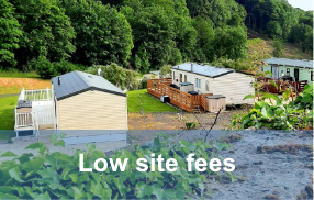 Low site fees