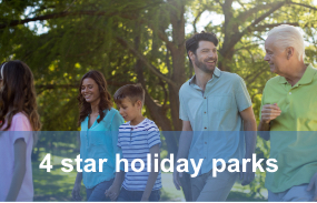 4-star holiday park